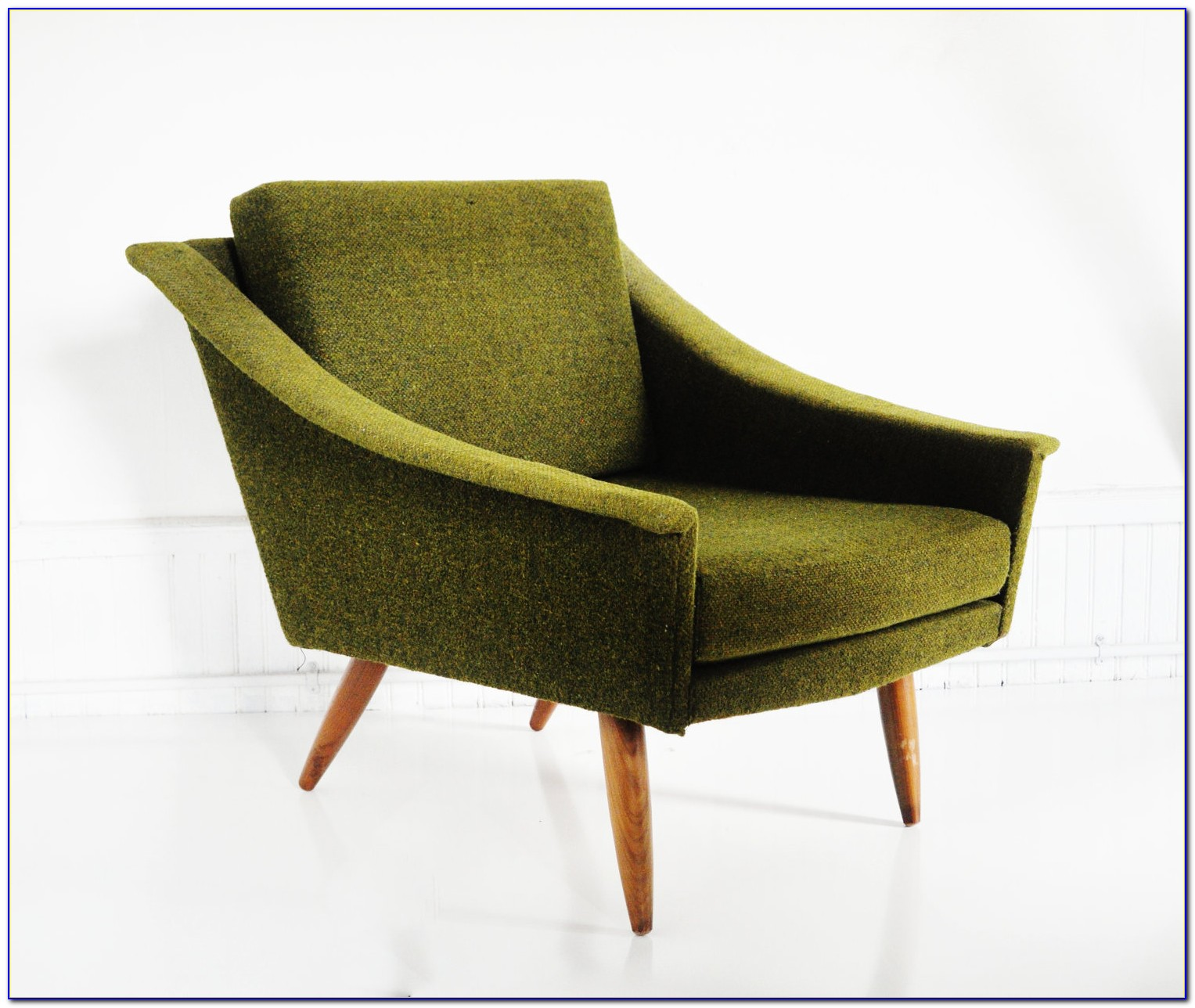 Mid Century Lounge Chair Reproduction