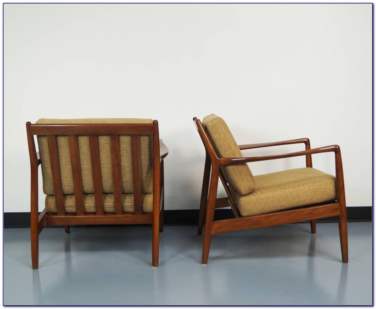 Mid Century Lounge Chair Toronto