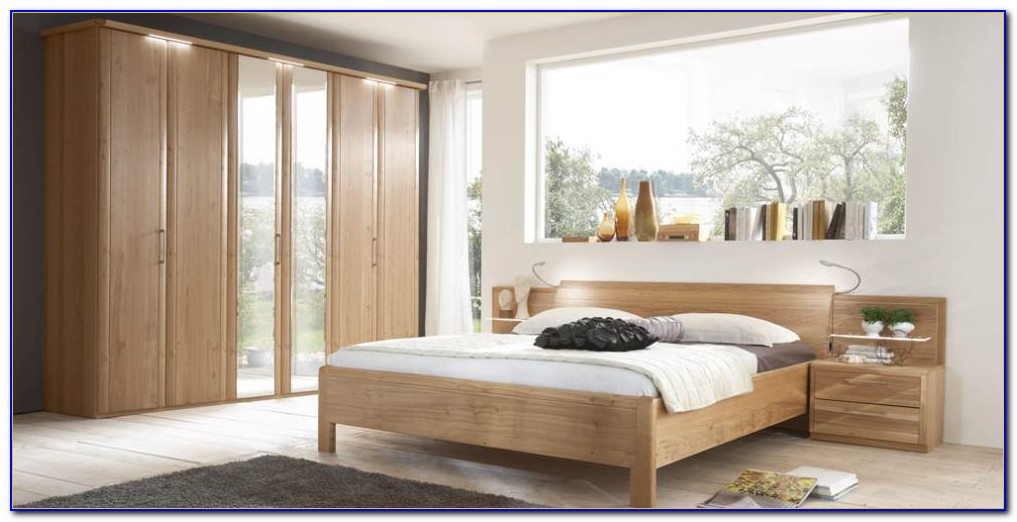 Modern Oak Bedroom Sets