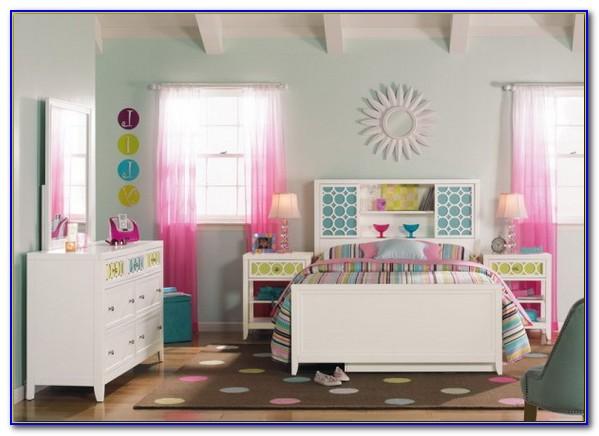 Modern Teenage Girl Bedroom Furniture