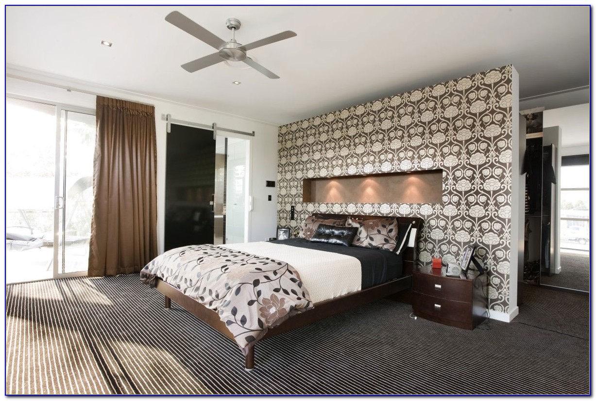 Modern Wallpaper Designs For Bedrooms