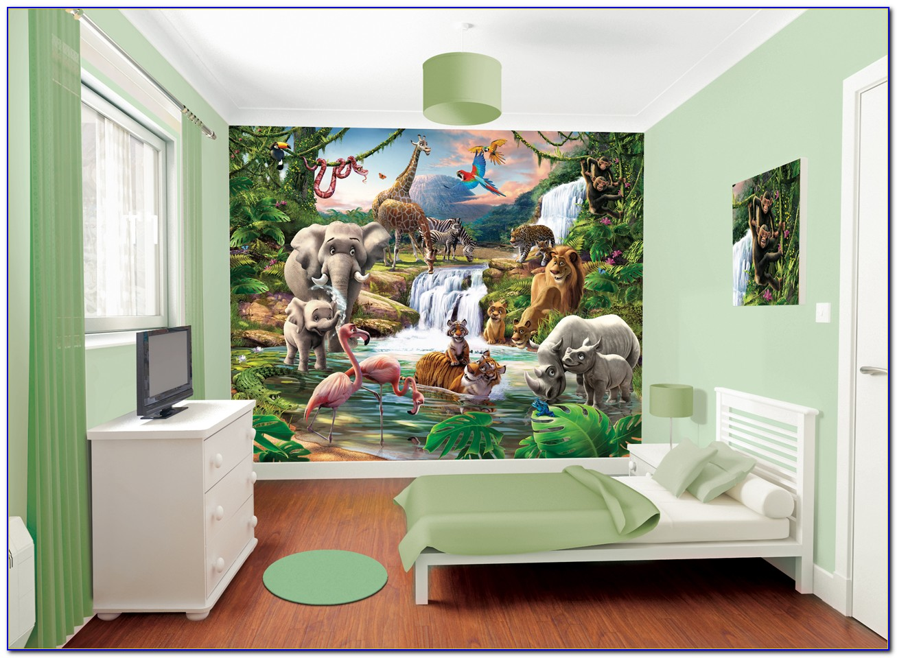 Mural Wallpaper For Bedrooms