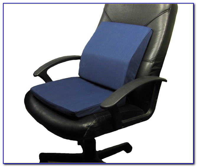Office Chair Back Support Massager