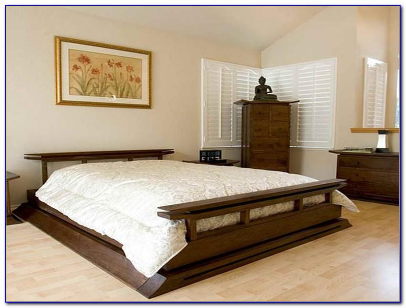 Oriental Inspired Bedroom Furniture