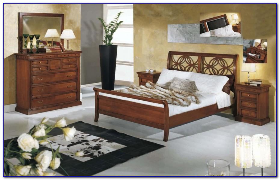 Oxford Oak Veneer Bedroom Furniture