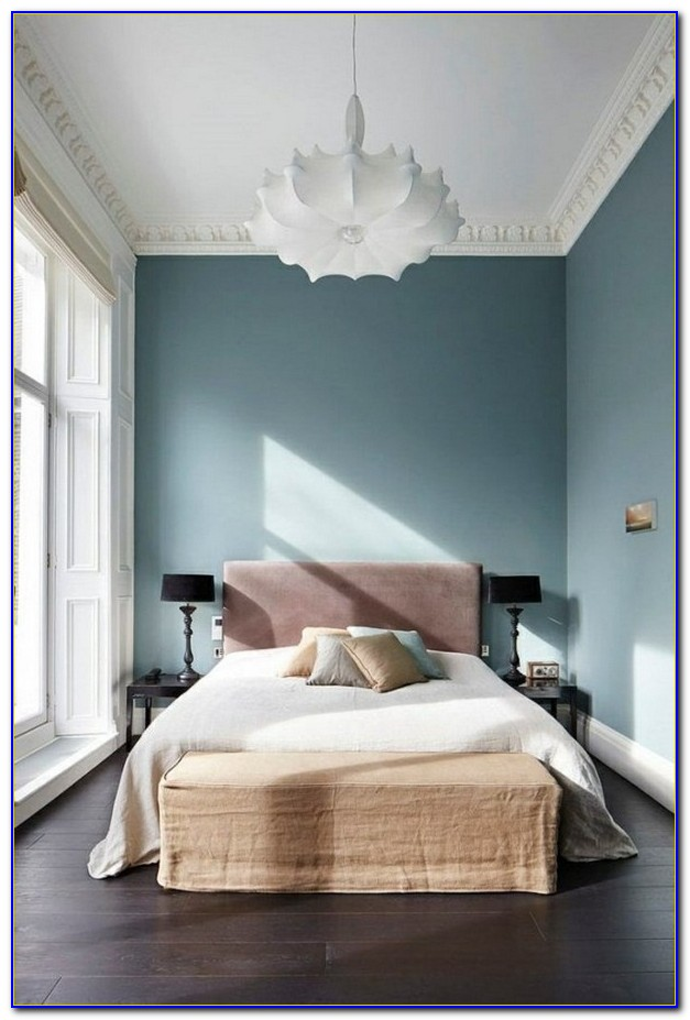 Paint Colors For Bedrooms Blue