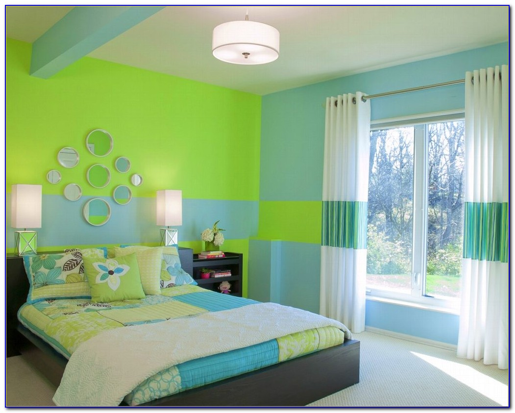 Paint Colours For Bedrooms 2015