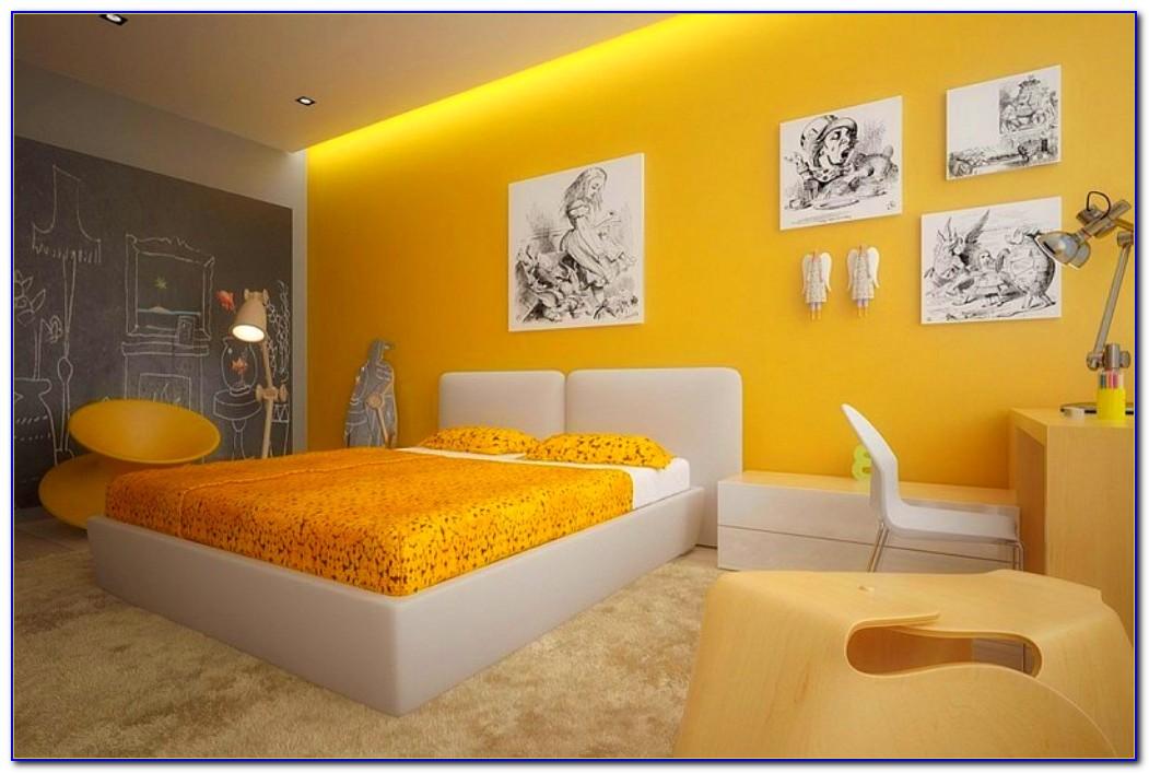 Paint Combination For Bedroom Walls