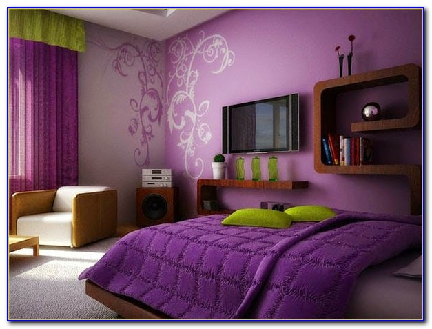 Pictures Of Bedroom Wall Color