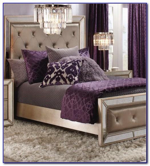 Purple Accessories For Bedroom