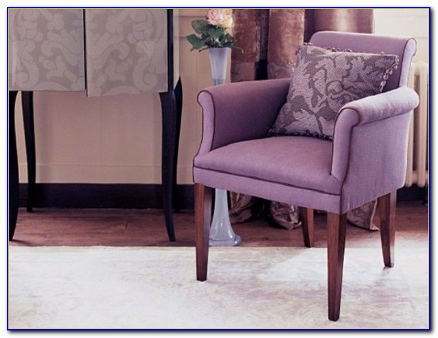 Purple Living Room Accent Chairs