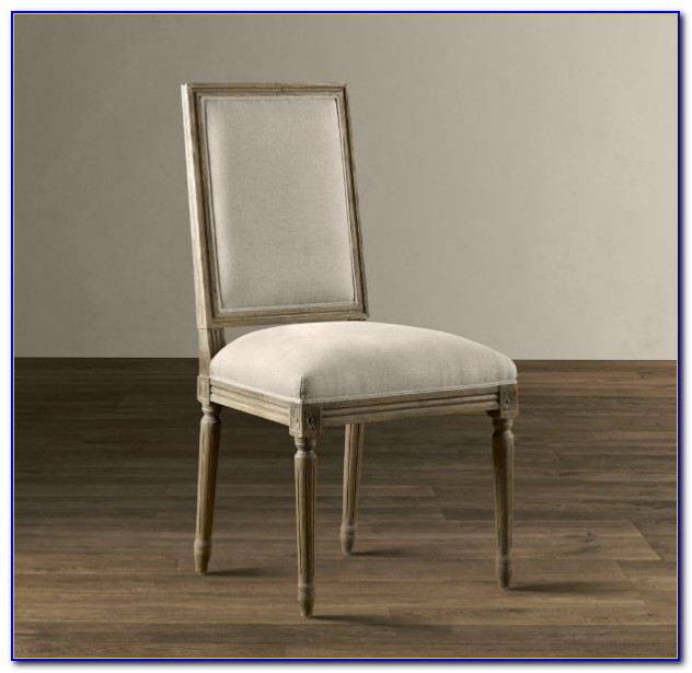 Restoration Hardware Dining Chairs Canada
