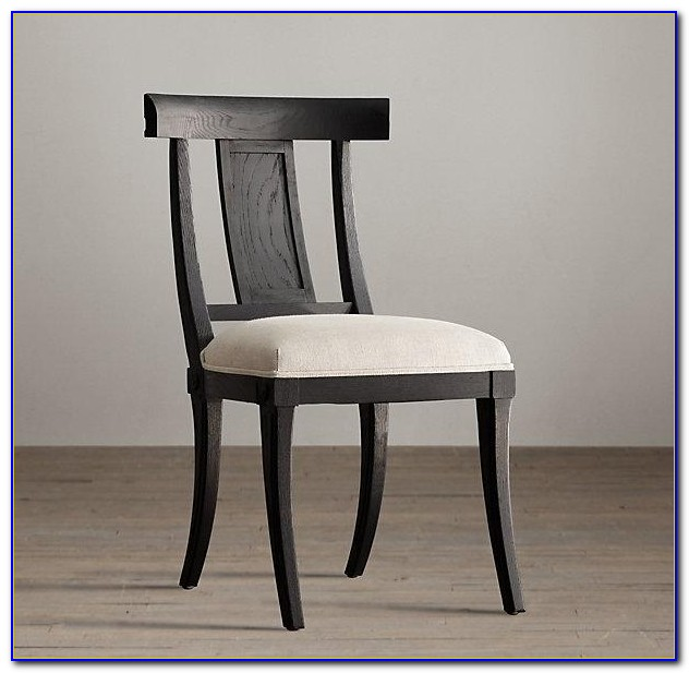 Restoration Hardware Dining Chairs Kijiji