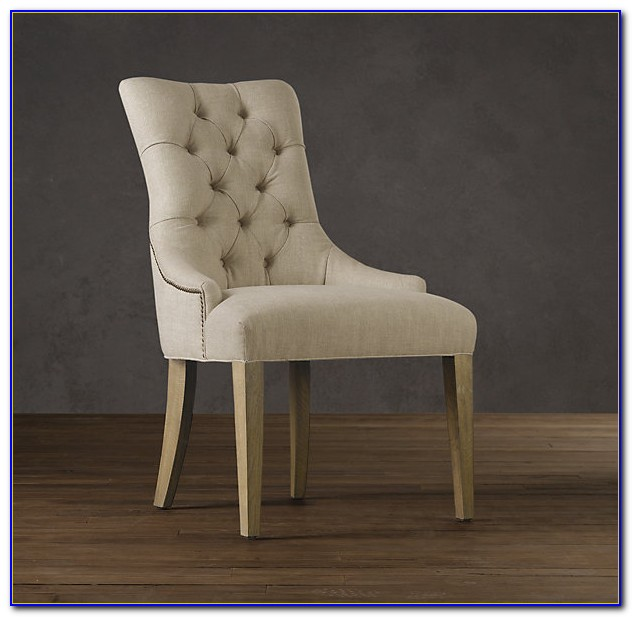 Restoration Hardware Dining Chairs Leather