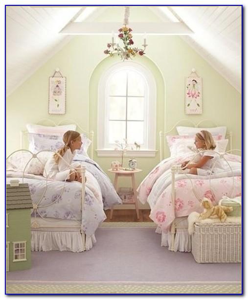 Shabby Chic Kids Bedroom