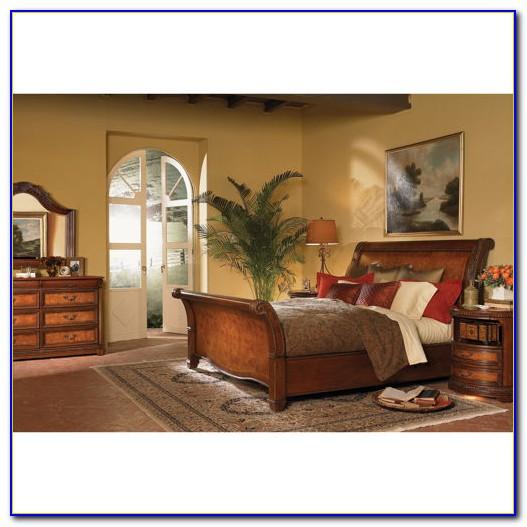 Sleigh Queen Bed Set