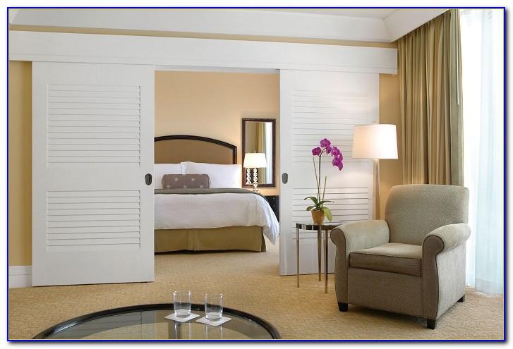 Sliding Door In Bedroom