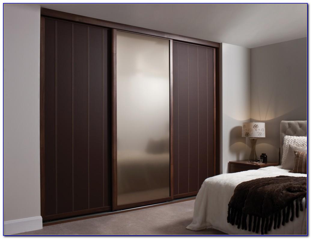 Sliding Glass Door In Bedroom