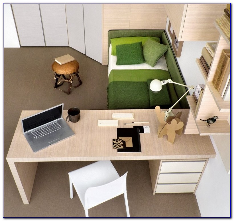 Small Bedroom Office Furniture