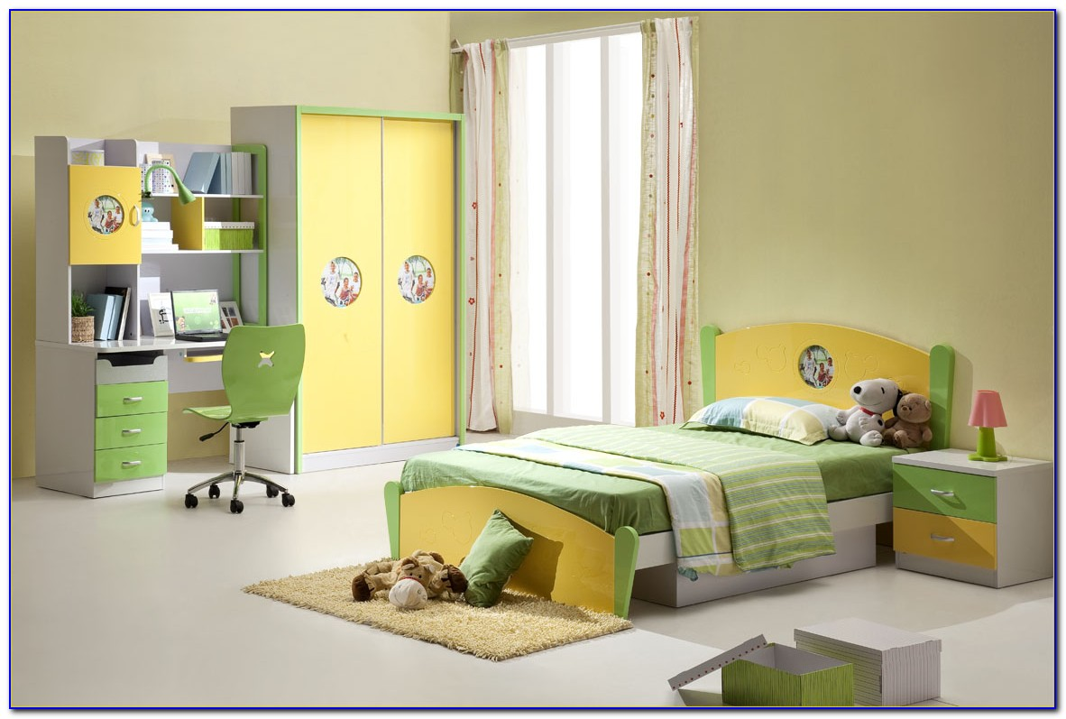 Small Children's Bedroom Design Ideas