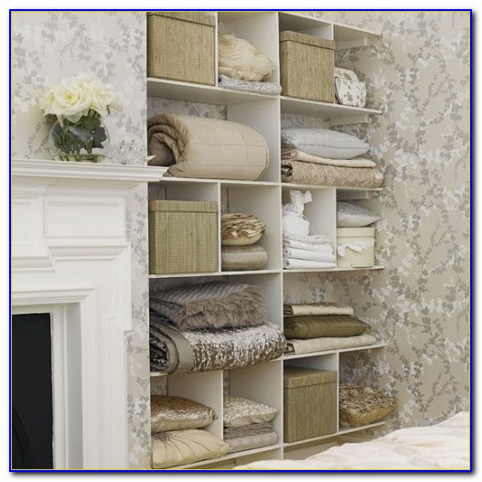Storage Shelves For Small Bedrooms