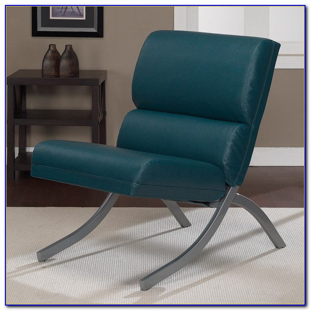 Teal Living Room Accent Chair