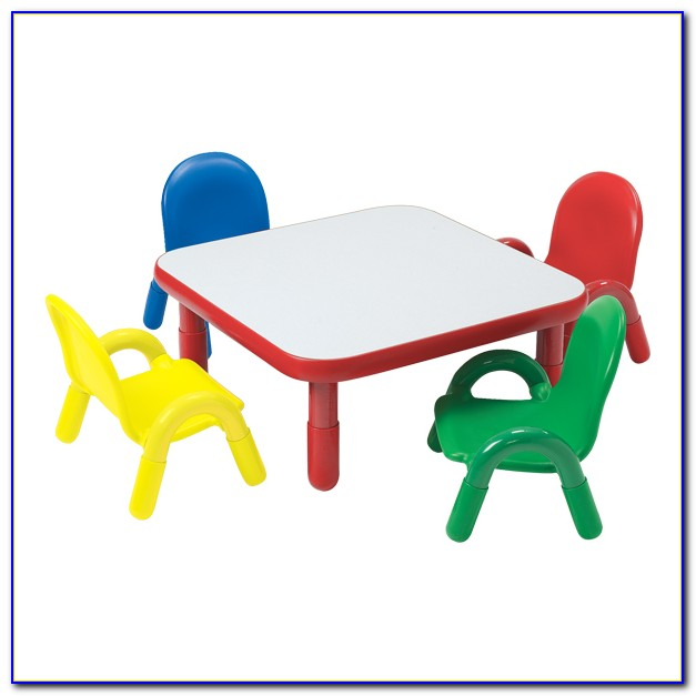 Toddler Table And Chairs Folding