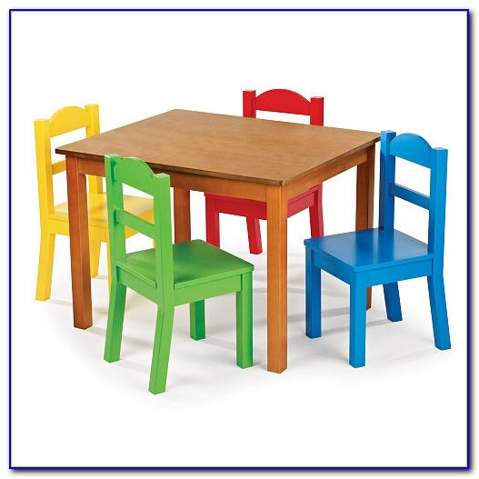 Toddler Table And Chairs Little Tikes