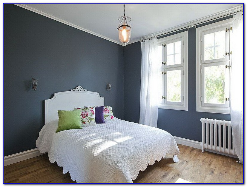 Wall Colors For Bedrooms With Light Furniture