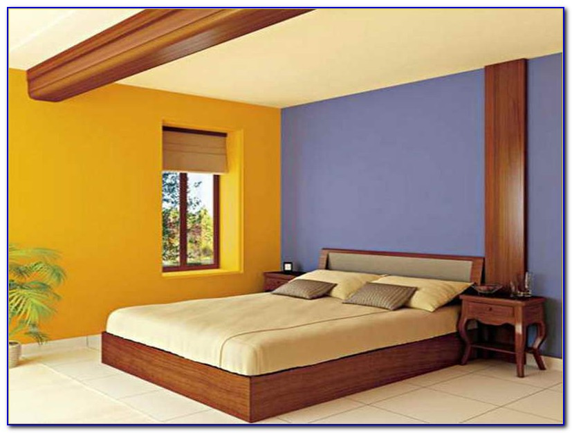Wall Colours For Bedroom Asian Paints