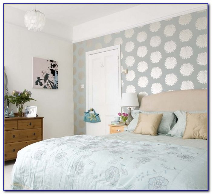 Wallpaper Designs For Bedrooms Ideas
