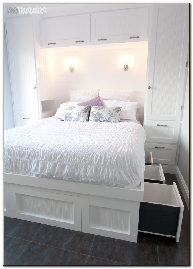 Wardrobe Solutions For Small Spaces Uk