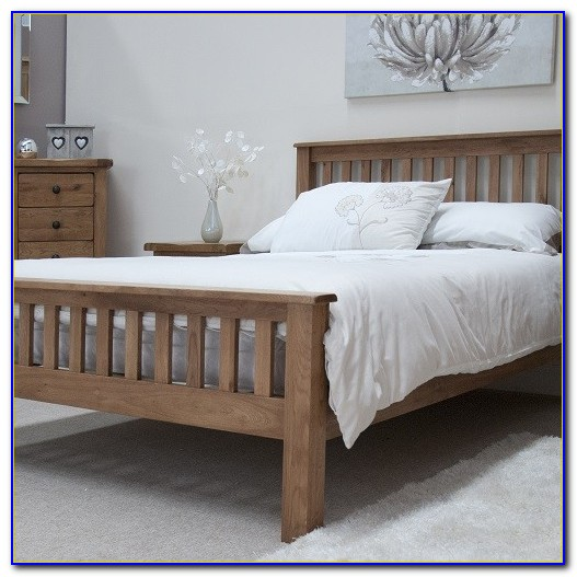 White And Oak Bedroom Furniture Sets