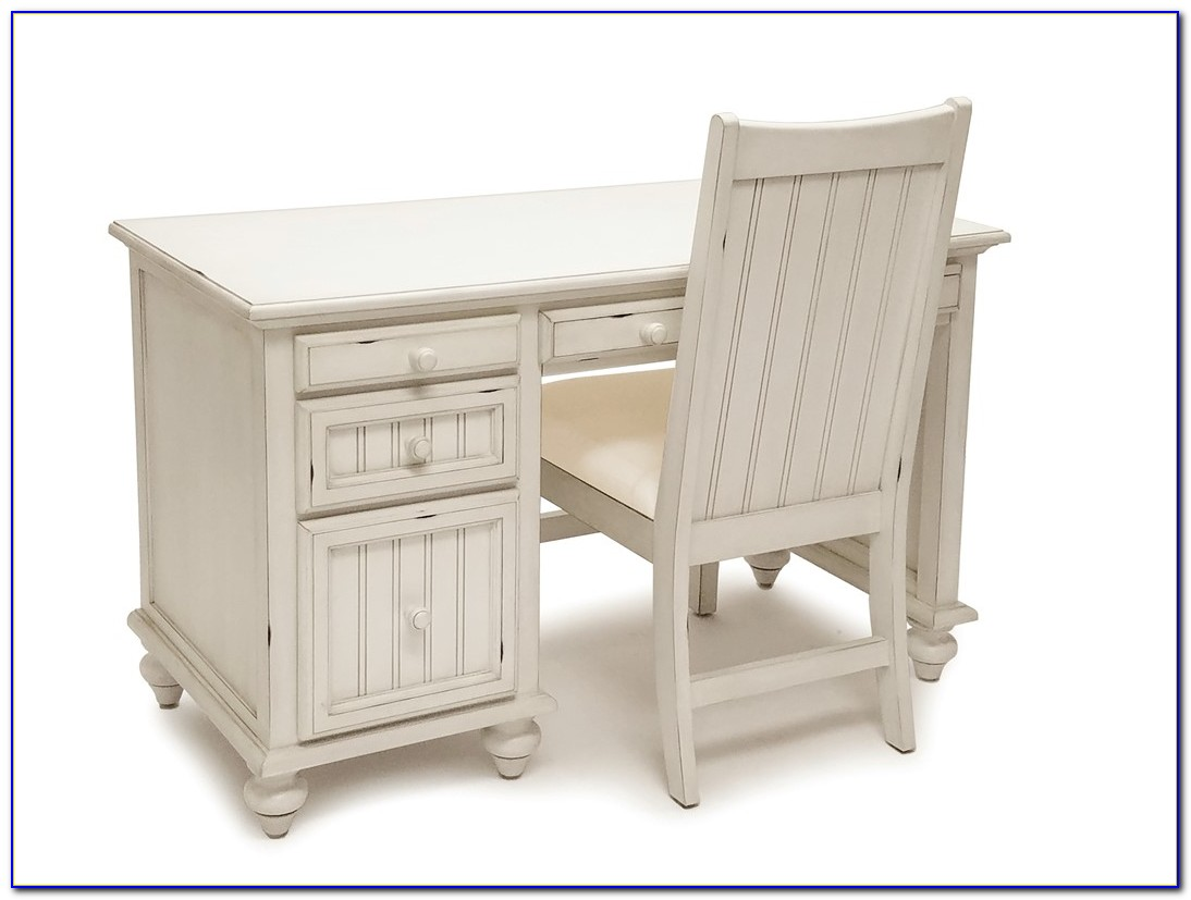 White Bedroom Furniture Sets With Desk