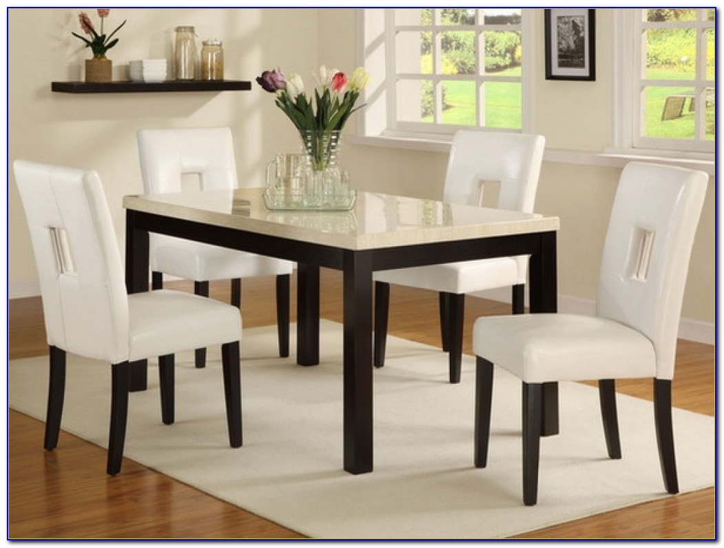 White Dining Room Table And Chair Sets