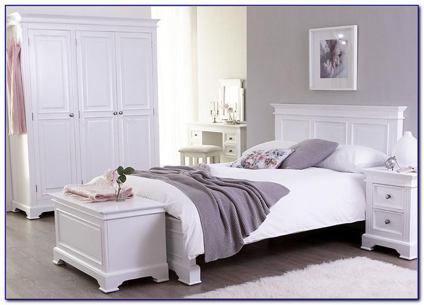 White Shaker Bedroom Furniture Uk
