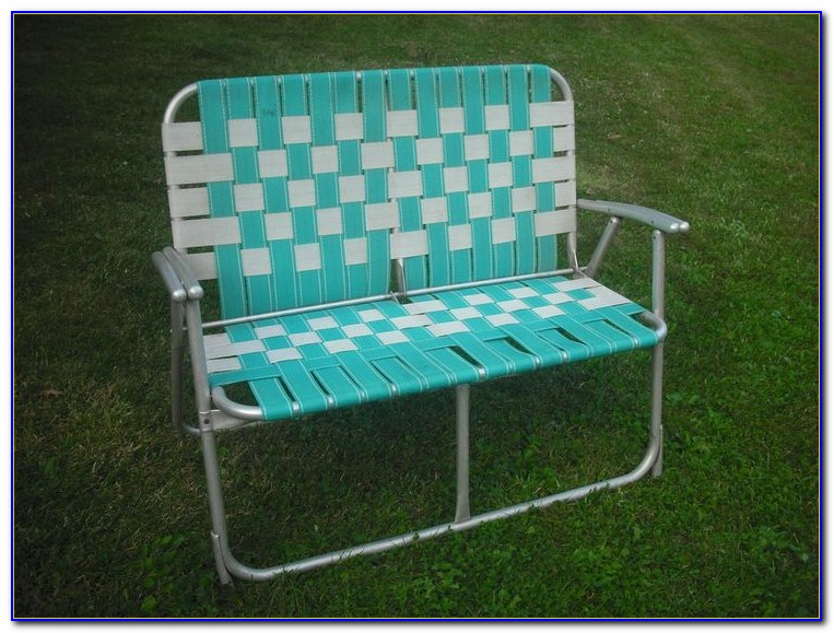 Aluminum Folding Rocking Lawn Chairs