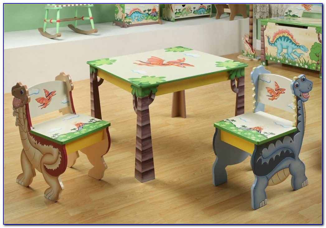 Baby Outdoor Table And Chairs