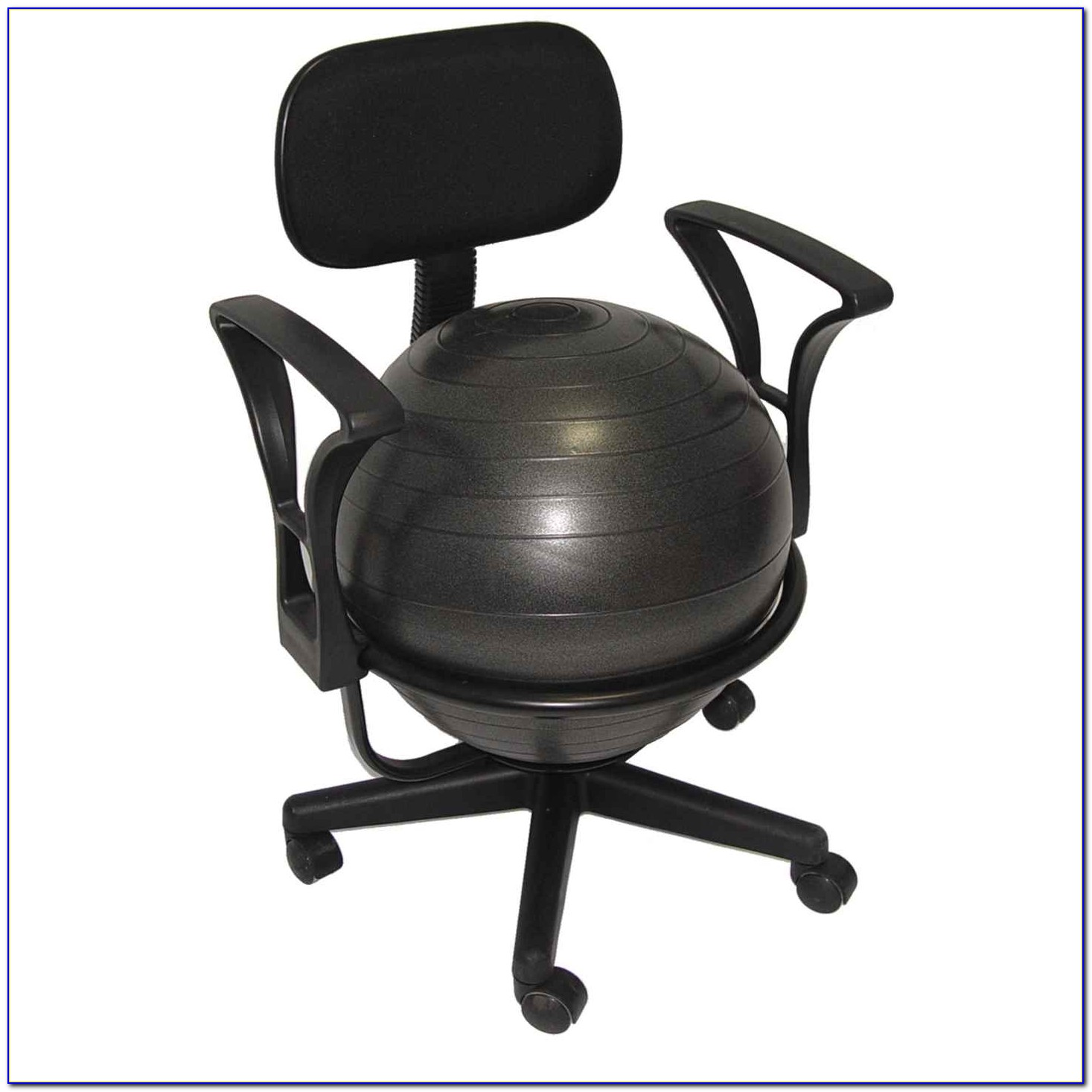 Ball Chair For Office Amazon