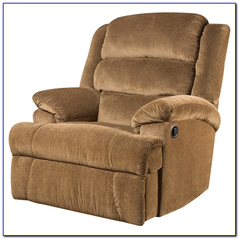 Big And Tall Recliner Chair