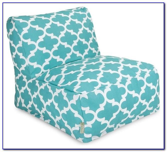 Big Joe Bean Bag Chair Teal