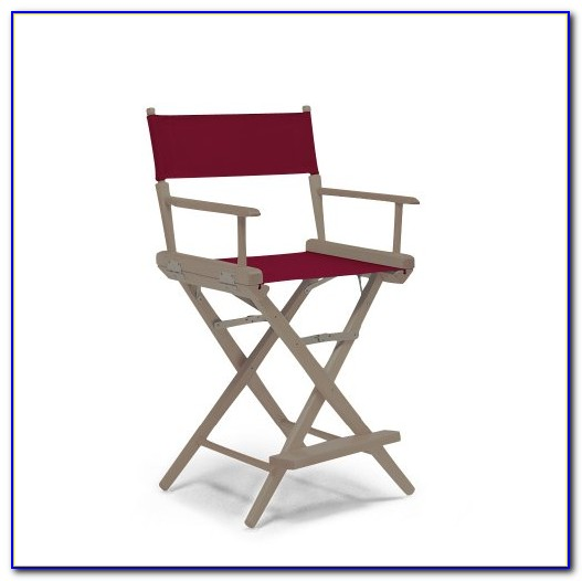 Black Counter Height Folding Chairs
