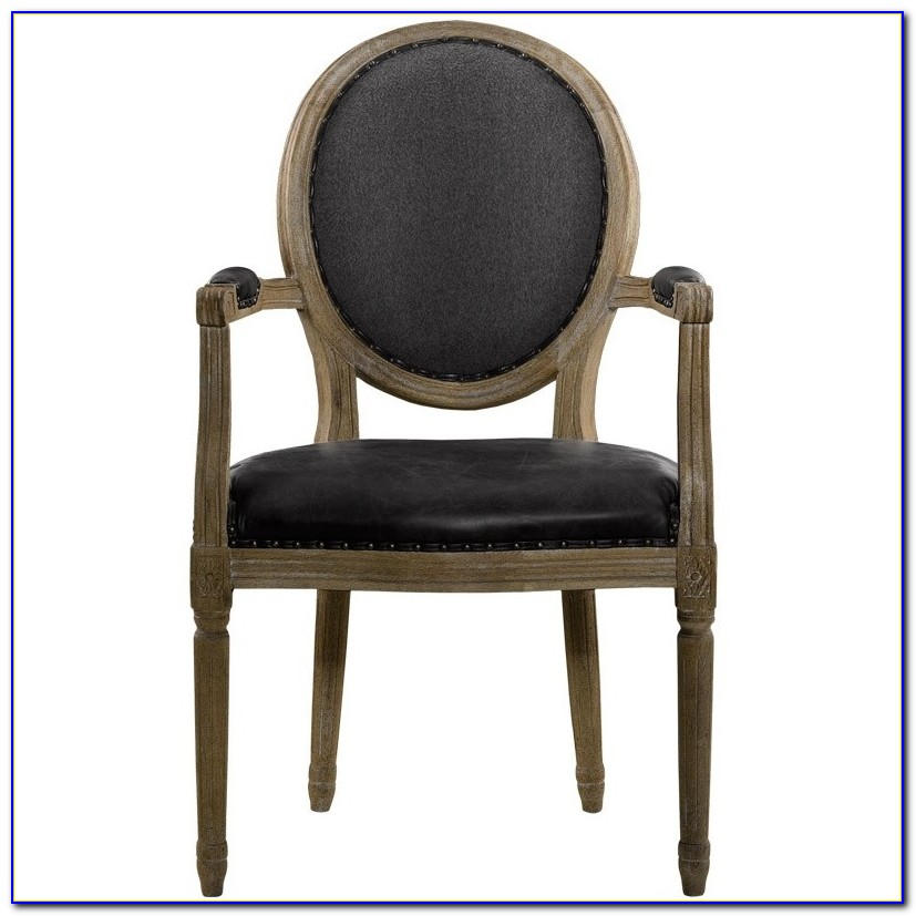 Black Leather Dining Chairs Amazon