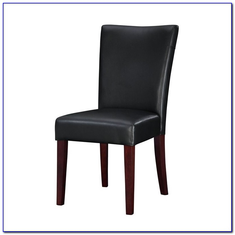 Black Leather Dining Chairs Uk