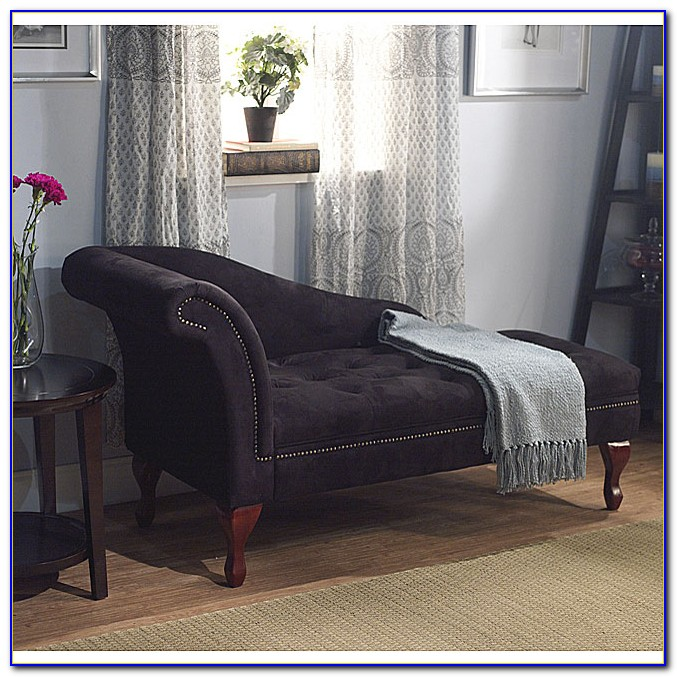 Black Lounge Chair For Bedroom