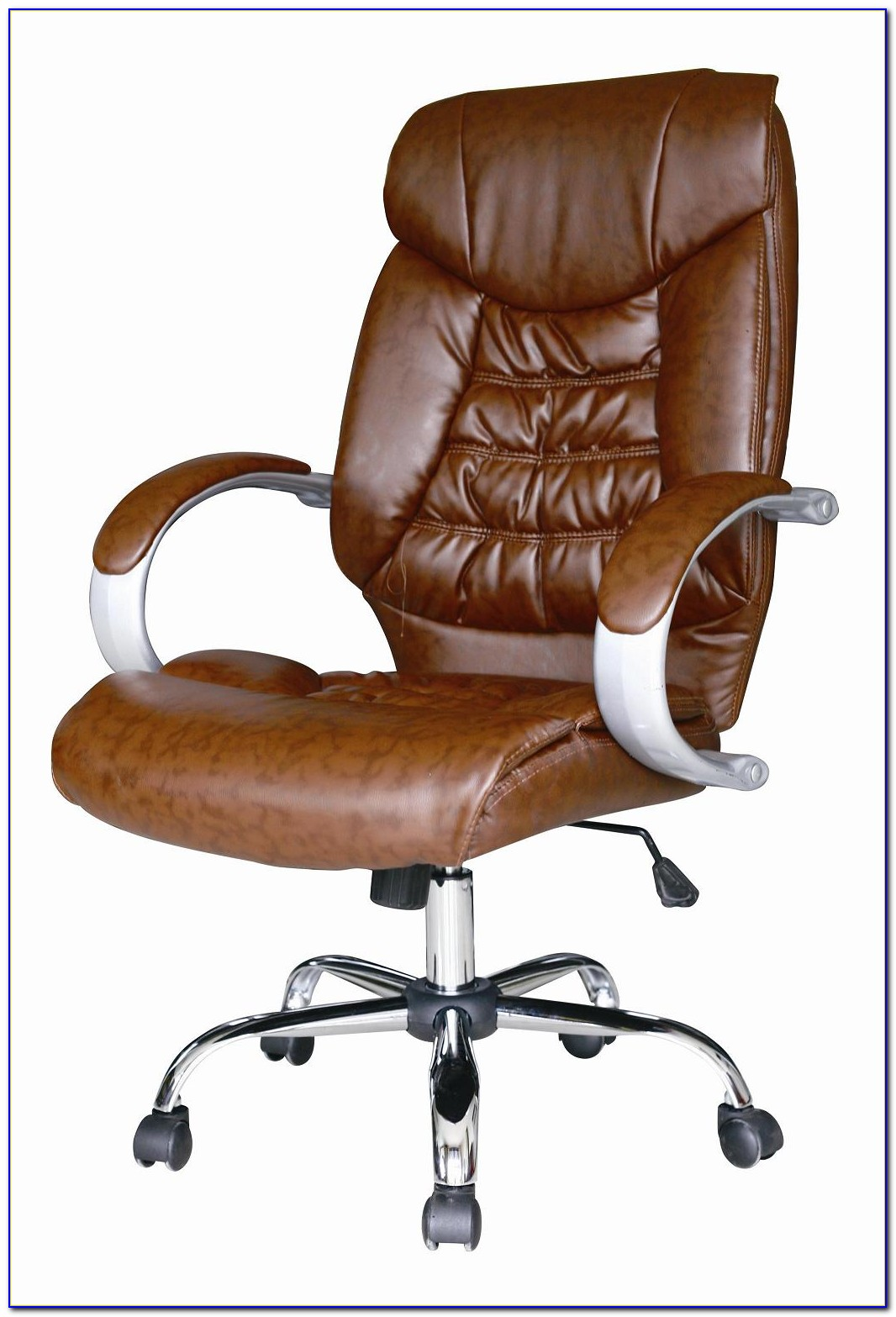 Brown Leather Office Chair Australia