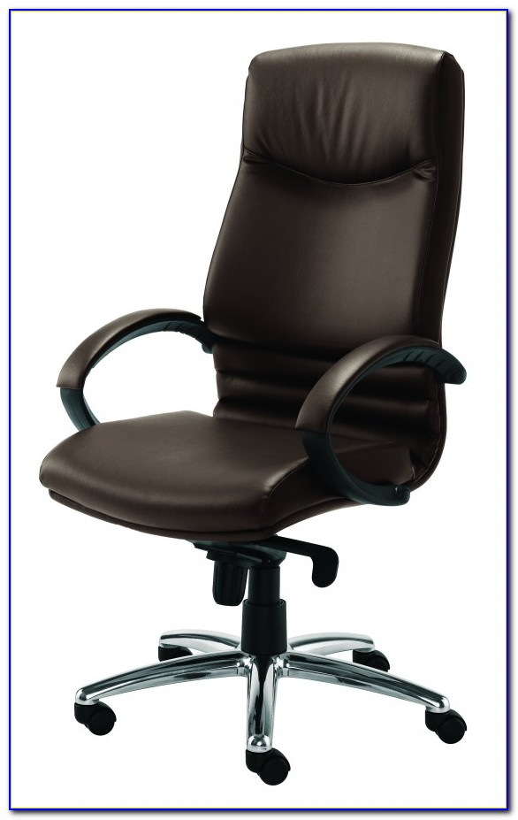 Brown Leather Office Chair Canada