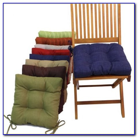 Chair Cushions With Ties Ebay