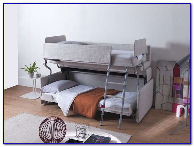 Chair That Turns Into Single Bed