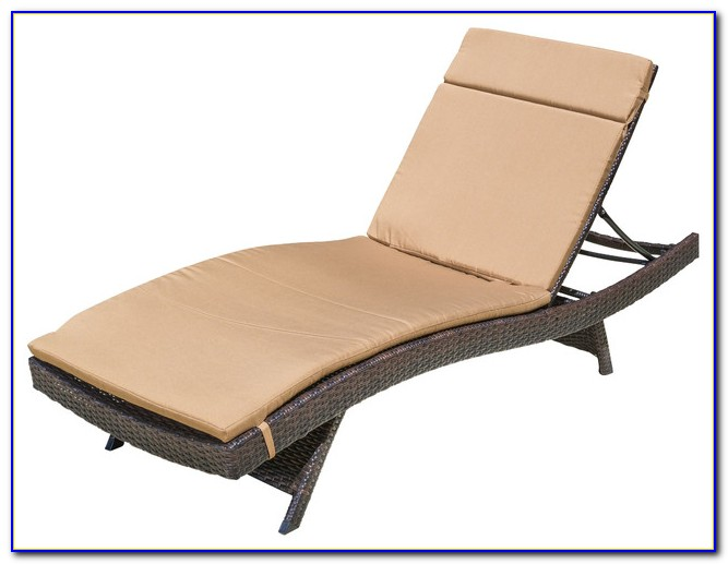 Chaise Lounge Chair Outdoor Aluminum